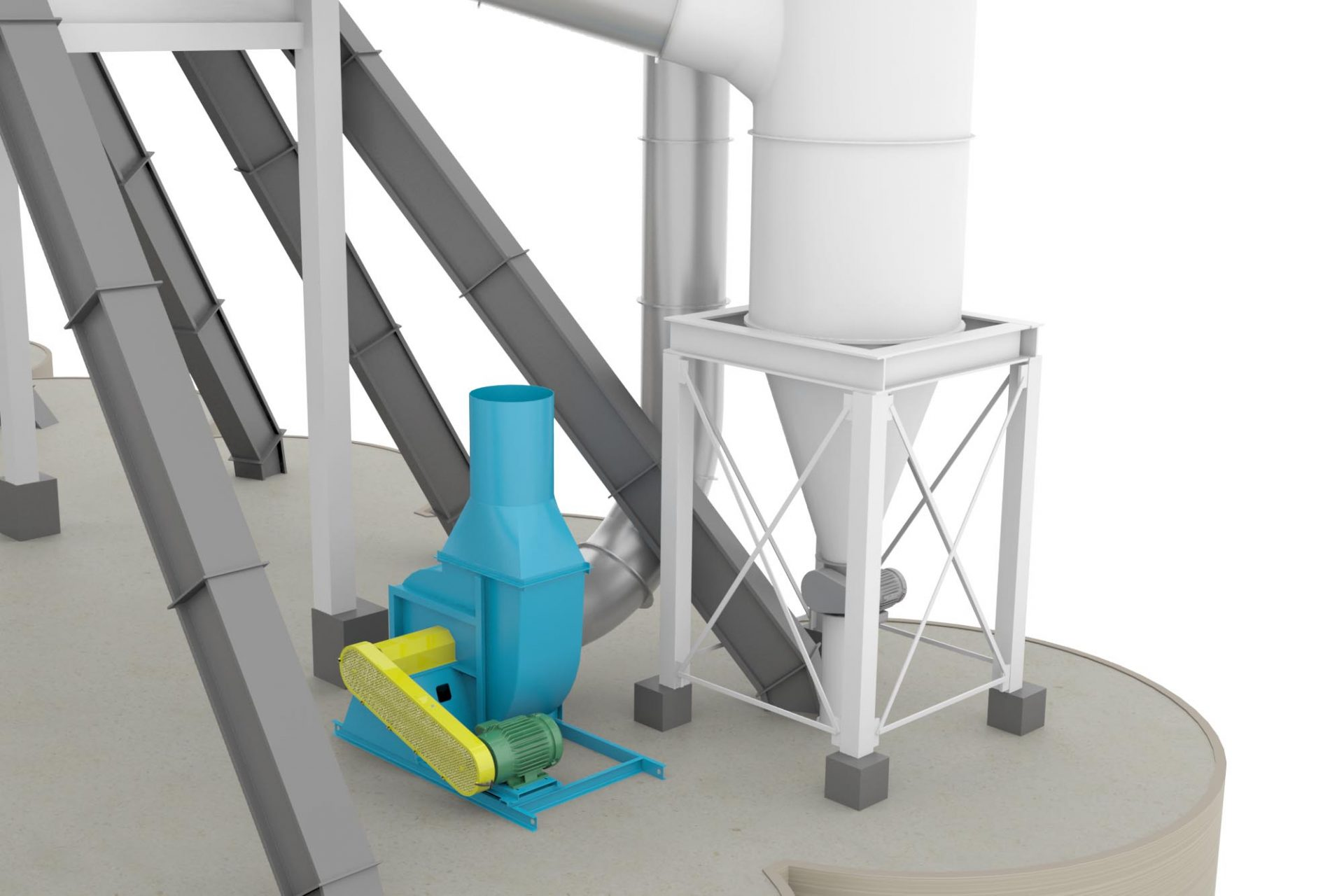 BCS Grain Silo (application)
