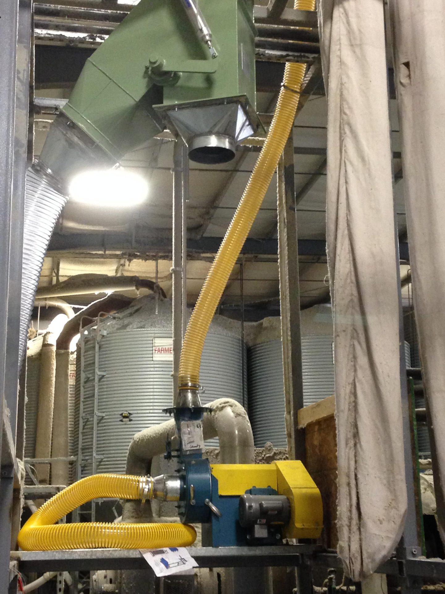 JRW - Material Handling Bulk Bag Fill Station