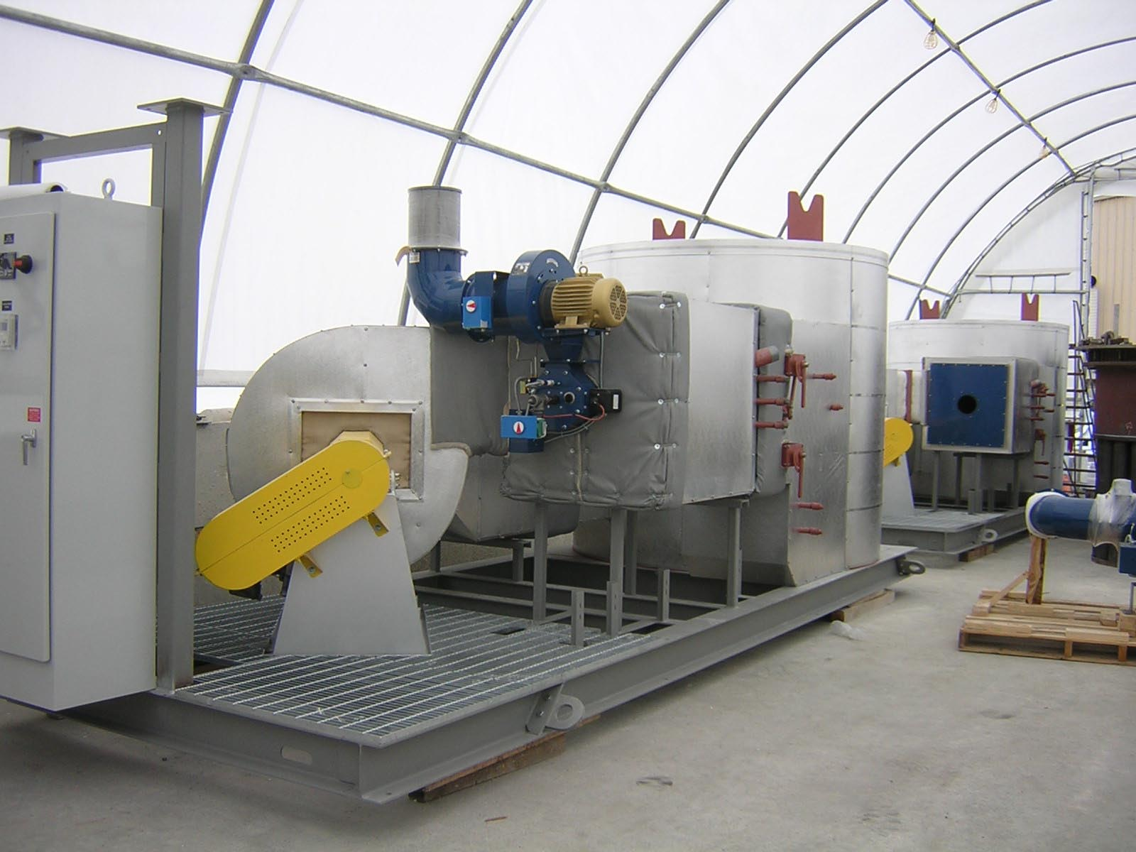 RBO - Re-circulation Fan for Melting Plastic 4